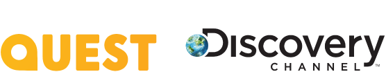 Quest and Discovery logos