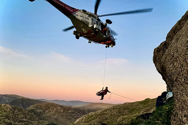 Helicopter rescue back2back productions