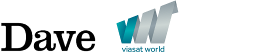 Dave Viasat World Logos