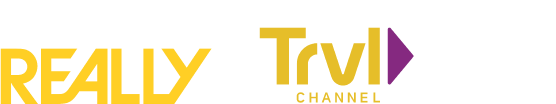 Really and Travel Channel US logos