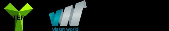 Yesterday Viasat World Logos