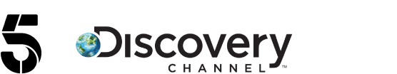 Channel Five Discovery Channel Logos