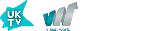 UKTV Viasat World Logos